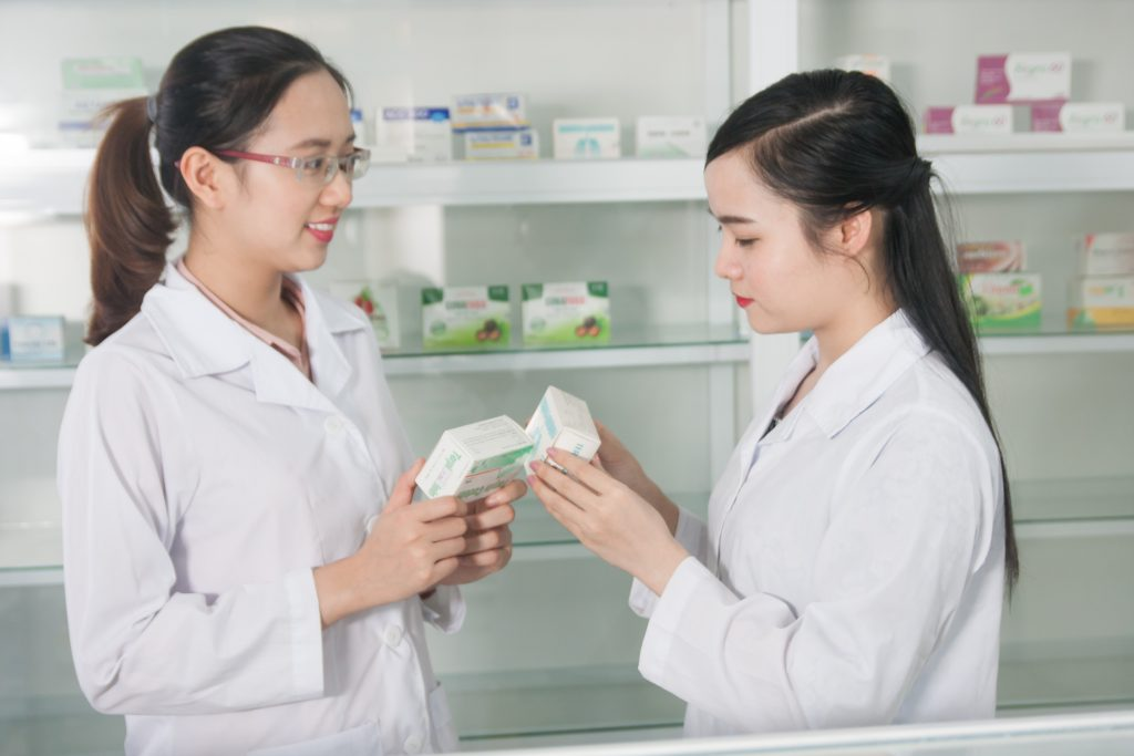 Khá nhiều bạn trẻ lựa chọn ngành Y Dược