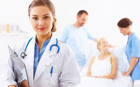 Điều dưỡng viên của ngành y dược