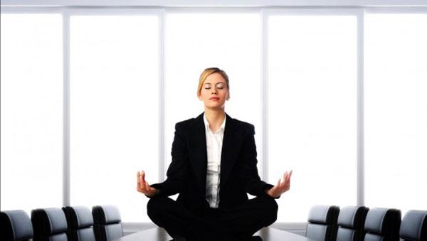 Tạp ngồi thiền giúp giảm căng thẳng và lo âu