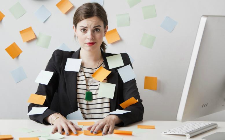 Nỗi lo lắng khi thực tập luôn gây nhiều bất lợi cho các bạn sinh viên năm cuối