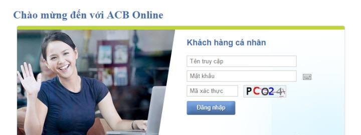 Cách đăng ký internet banking ACB