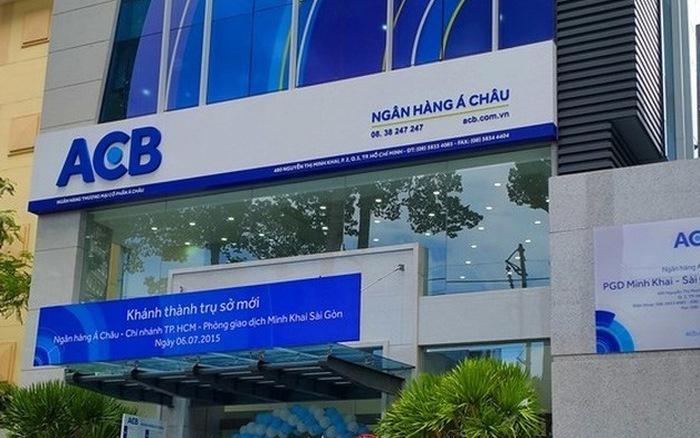 ngân hàng acb là ngân hàng gì