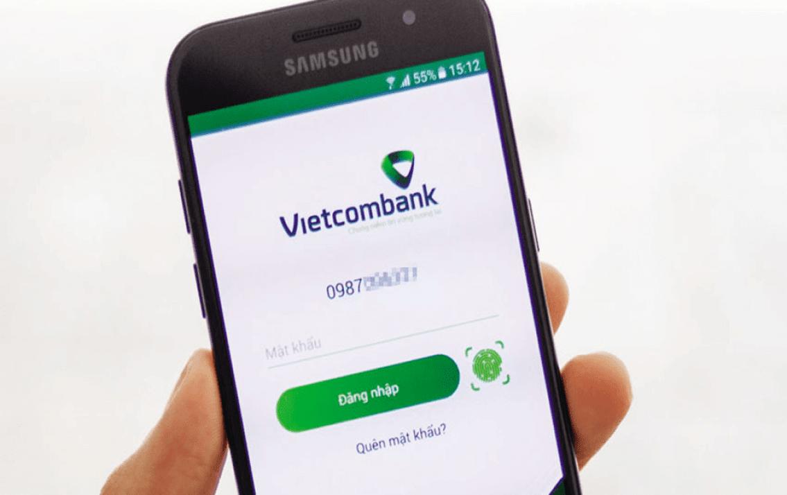 Cách đăng ký internet banking vcb trên điện thoại như thế nào?