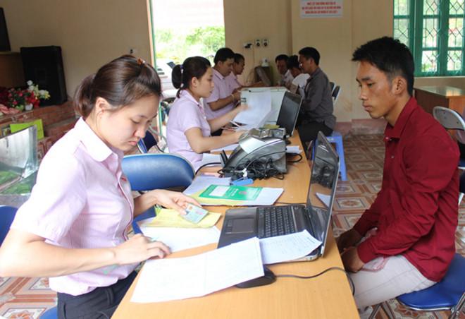 Hướng dẫn sinh viên vay vốn ngân hàng chính sách xã hội